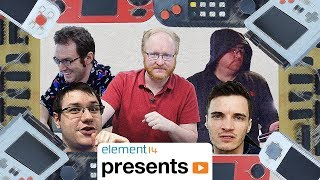 element14 Presents The Ben Heck Show. . . and beyond!