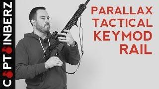 Parallax Tactical Keymod AR-15 Rail (Free Float)