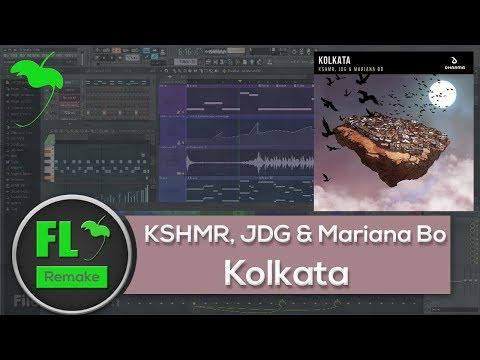 KSHMR, JDG & Mariana Bo - Kolkata (FL Studio Remake + FLP)
