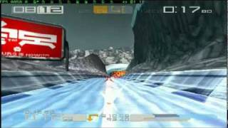 WipEout 2097 / Wip3out SE : Sagarmatha