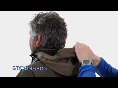 Stormberg - Dovre proretex jakke