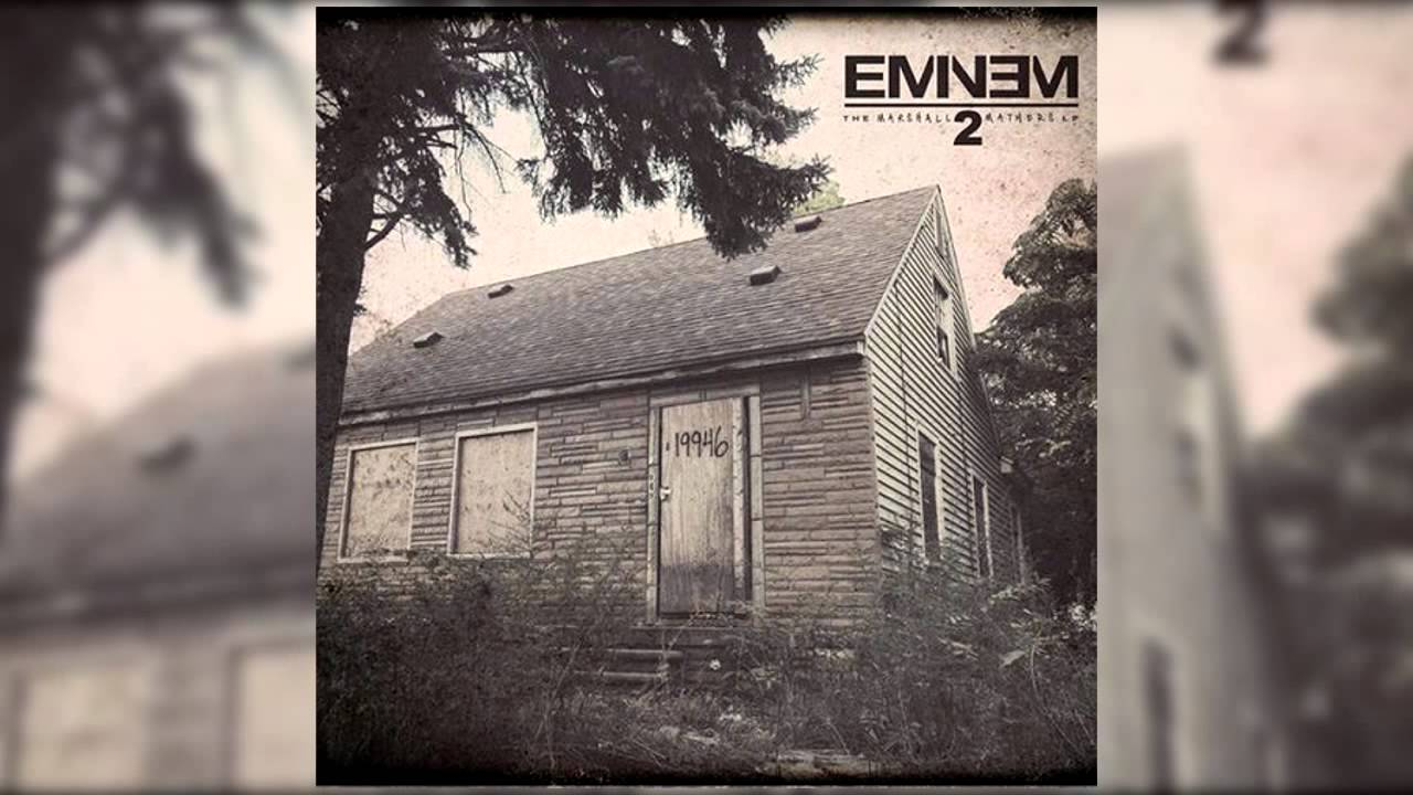 Why eminem s the marshall mathers lp