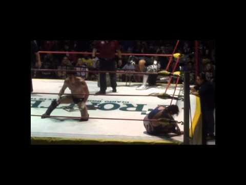Extreme Tiger Daga vs Mortiz Joe Lider Tijuana 2012 RESUMEN by DiiBeR!.