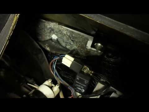 Замена реле поворотов ВАЗ 2107