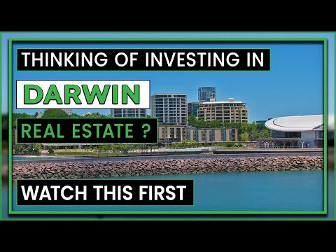 Discover Darwin Real Estate | Where and Why to Invest in Darwin?