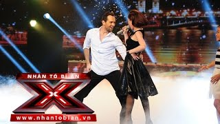 kim  lets twist again - giang hong ngoc  nhan to bi an 2014  season 1 - liveshow 8 ban ket