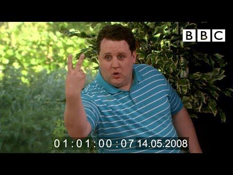 Peter Kay loses control in hilarious blooper!  - BBC