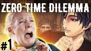 ANIMU SAW GAME! - (Zero Escape: Zero Time Dilemma #1)