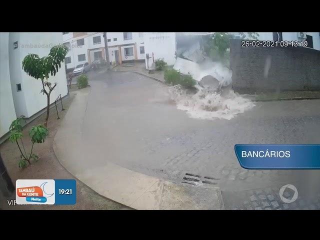 Mesmo após fim das chuvas, transtornos continuam na capital - Tambaú da Gente Noite