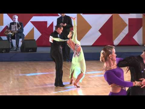 Kagan Juri - Selivanova Anastasia, Final, Pasodoble