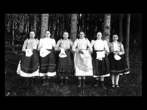 FS Železiar - Horila sosna (Slovak/Rusyn Folk Songs)