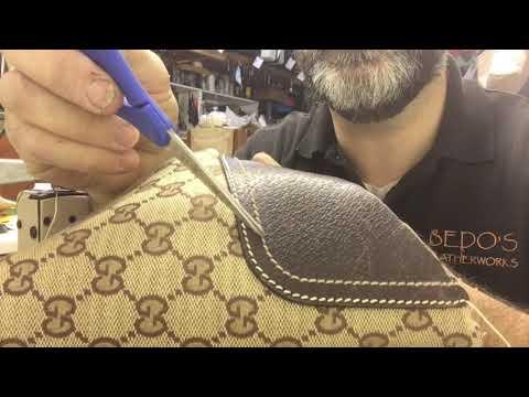 Gucci Bag restoration
