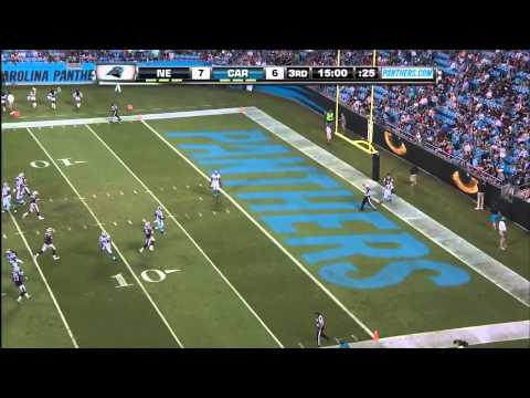 NFL 2015. PS W3 . Patriots @ Panthers 720p 28.08.15