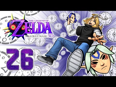Lets Replay Zelda Majoras Mask 3D German♥♥♥#26