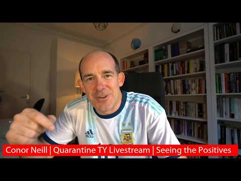 Conor Neill | Leading Myself and Others | Coronavirus/COV-19 Quarantine Entertainment Livestream #3