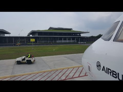 Banyuwangi International Airport - East Java, Indonesia
