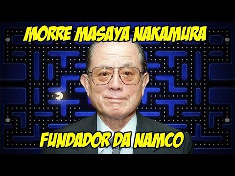 Morre Masaya Nakamura, Fundador da Namco !!