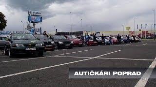 Zraz Autičkári Poprad 1.6.2014