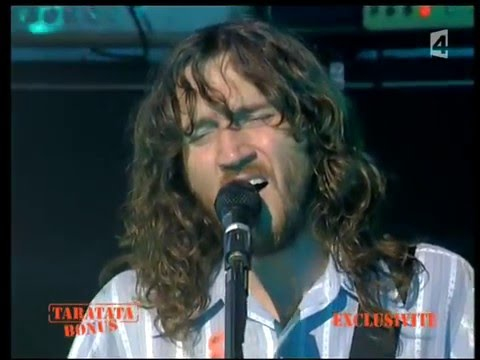 Red Hot Chili Peppers - Havana Affair (Ramones) [Live, Taratata - France, 2006]