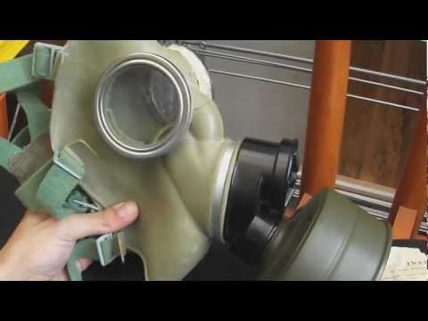 Polish MC1 Respirator review