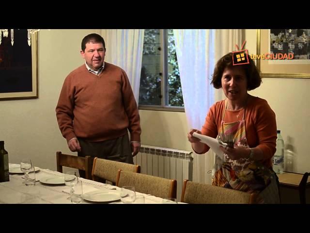 Cena de shabat de la Flia. Raij - Serie documental DOMINGO [tevéCIUDAD en HD]