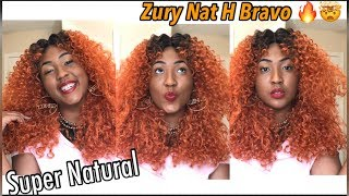 ZURY NAT-H BRAVO Wig Review   Cheap Wigs That Look Natural Gobeautyny.com