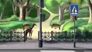 Видео урок, дорожные знаки.