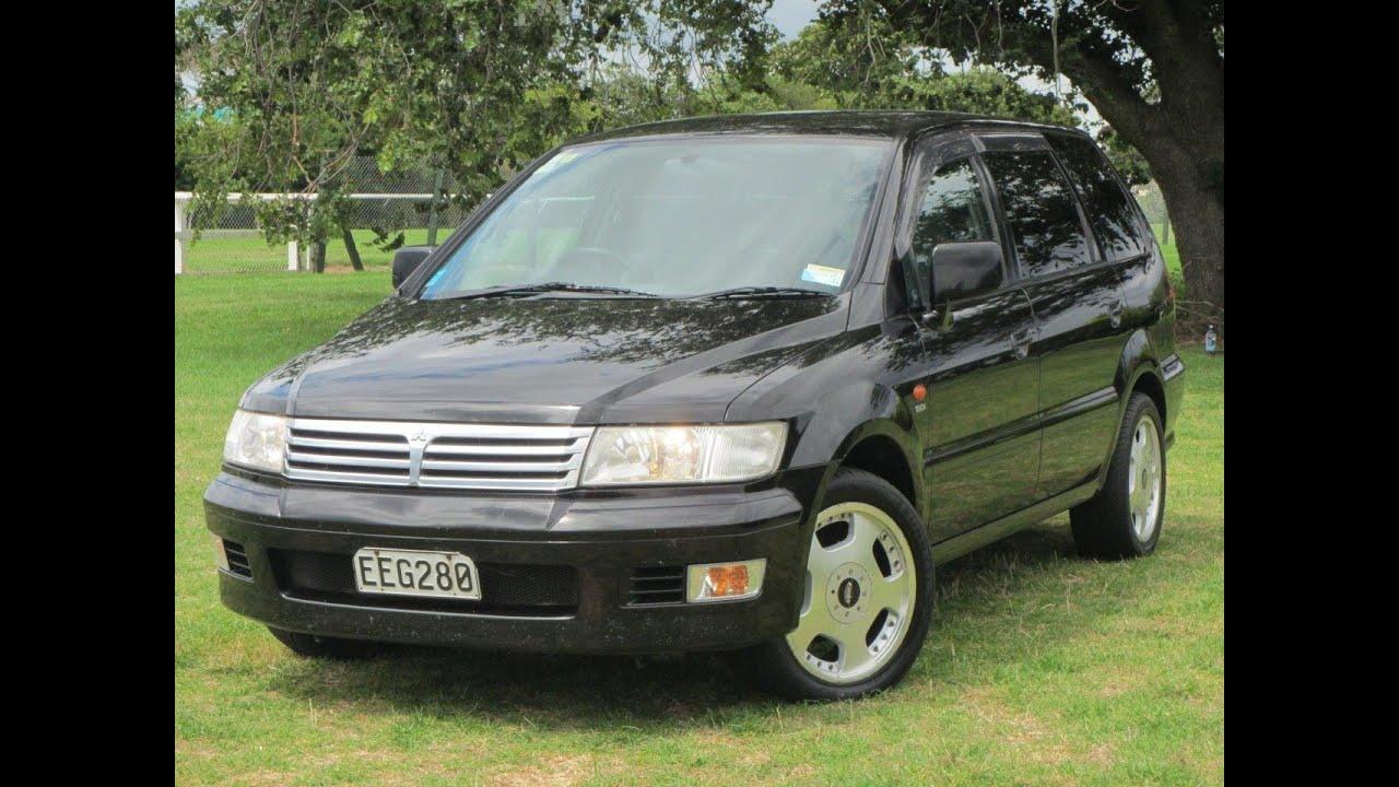 2000 Mitsubishi Chariot Grandis  No Reserve     Cash4cars