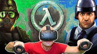 HALF-LIFE: BLUE SHIFT & OPPOSING FORCE IN VR!   Half Life VR Mod + DLC Installation Tutorial