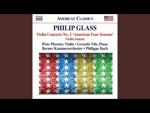 Violin Sonata: II. —