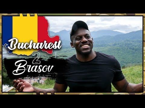 Bucharest to Brasov | Romania Travel