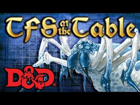 TFS At The Table: Chapter 4 Episode 3: Dont Go Into Darkwood | Dungeons & Dragons | Team Four Star
