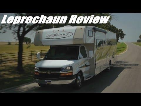 Coachmen Leprechaun Bunk House RV Review at Motor Home Specialist