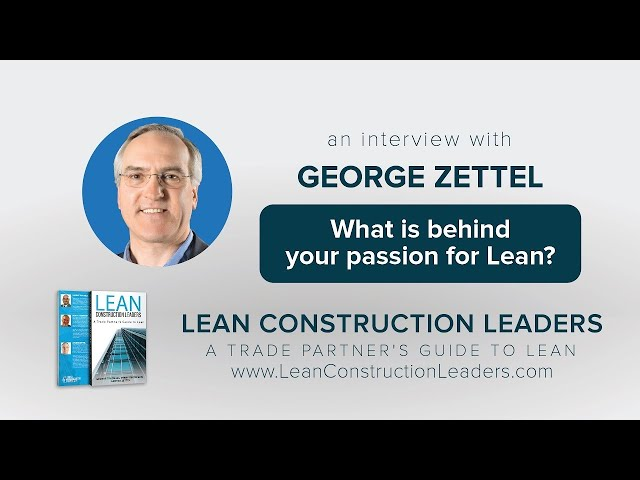 What is behind your passion for Lean?