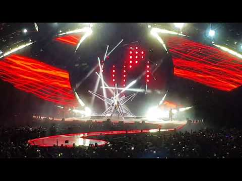 Katy Perry - Guadalajara (Witness the tour 2018 Arena Vfg)