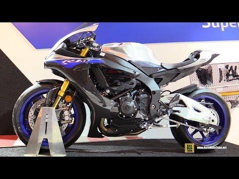download 2018 Yamaha YZF-R1 M - Walkaround - 2017 EICMA Milan Motorcycle Exhibition