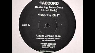 1 Accord ft.  Peter Gunz & Lord Tariq - Shortie Girl