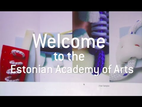 Welcome to the Estonian Academy of Arts