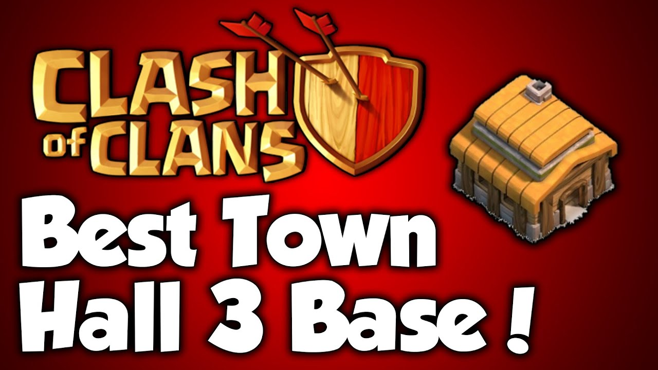 Defense strategy defense clips clash of clans best th3 defense