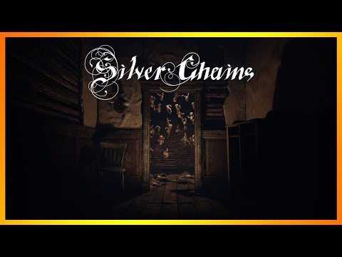 Silver Chains + Dead by Daylight - ужастики на Хэллоуин o( ❛ᴗ❛ )o