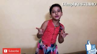 THE VIRAL SONU SONG BY CUTE LITTLE GIRL