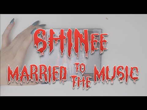 Unboxing: SHINee - Married to the Music Album