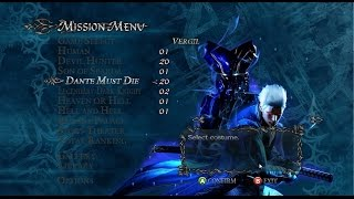 Devil May Cry 4 Special Edition save game