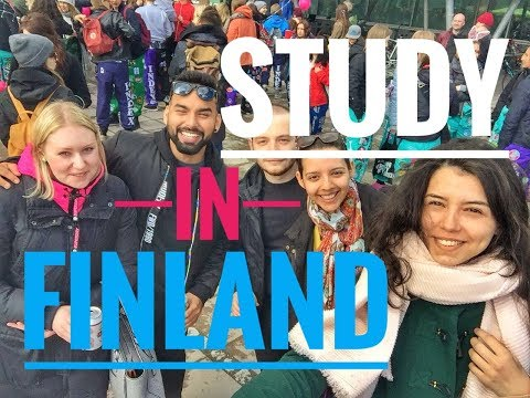 STUDY IN FINLAND FOR STUDENTS - Universities in FINLAND - HOW TO APPLY AND STUDENT VISA