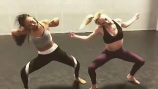 Lớp học nhảy nhạc dance clip 1(shuffle dance)