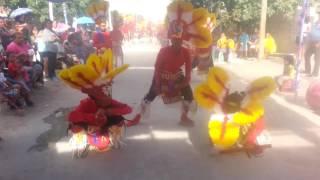 Danza los mayas. 24 de julio 2016. San felipe