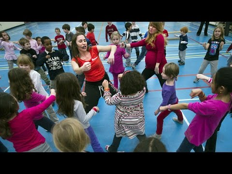 Exercise boosts kids' brain power, new study finds