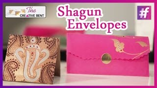 How to Make Shagun Envelope from Old Wedding Cards | DIY with Swati