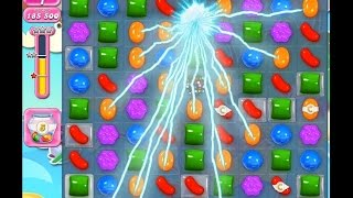 Candy Crush Saga Level 1163       NO BOOSTER