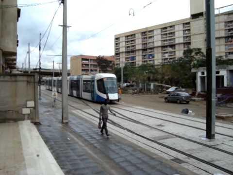 Tramway d'Alger - Algiers Tramway - ALGERIA (2)